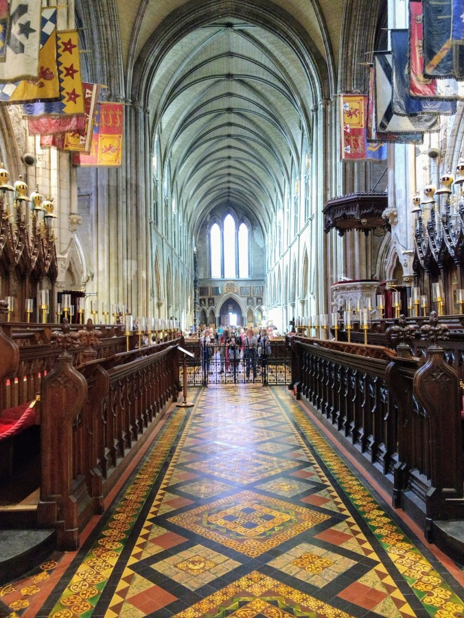 Inside of St.Patricks Cathedral 7-2018