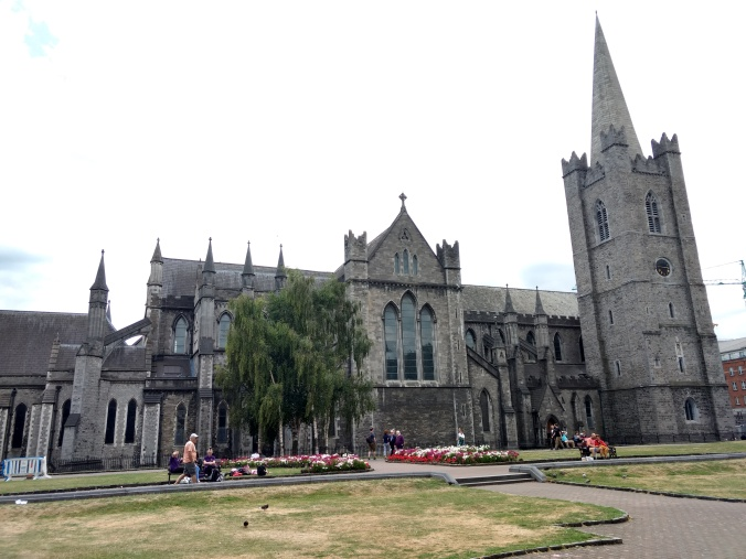St.Patricks Cathedral outside 7-2018